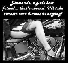 Agreed! #bikerbabe