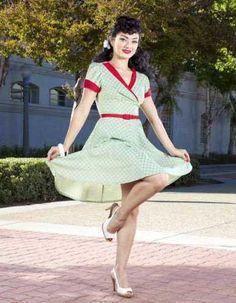 half-circle skirt