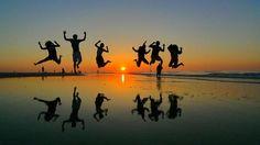 "2013 Photo Contest Finalist: ""Celebrating the Sunrise"""