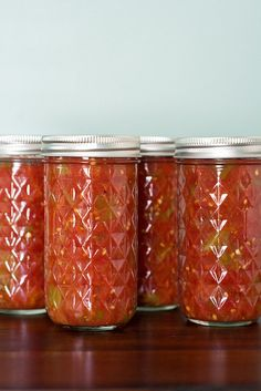Homemade Rotel-Style Tomatoes