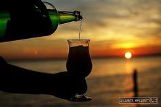 Sunset Marina #travel #Cancun #Mexico