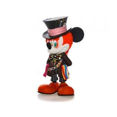 Mad Hatter Mickey Mouse