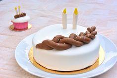 מתכון לעוגה לקבלת שבת מבצק סוכר - וואלה! אוכל