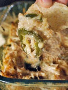 Jalapeño Crab Dip – Perfect party appetizer!