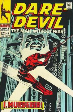 Daredevil Vol 1 44. Colan/ Steranko