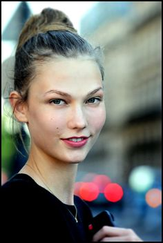 #KarlieKloss when she first started modeling :)