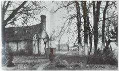 David Burnes' cottage, 1894, Washington, DC