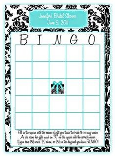 Bridal Shower Bingo bingo games for wedding shower wedding party ideas wedding ideas bridal shower game ideas bingo for weddings wedding party app blog