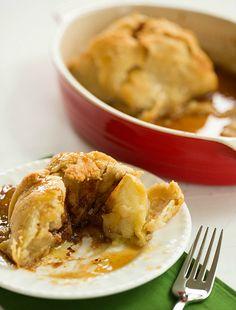 Apple Dumplings by @Michelle Flynn (Brown Eyed Baker) :: www.browneyedbaker.com