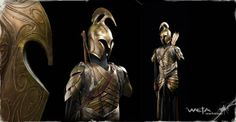 Weta Workshop Armour  Chainmaille