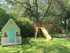 that playhouse!