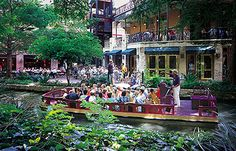 Step aboard a River Cruising Barge for an exciting and entertaining narrative of the rich history of the San Antonio River! Cruises are about 35 minutes long and cover one and a half miles of the beautiful San Antonio River Walk. The kids can see the River Walk without being carried or in a stroller.