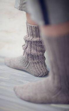 basic socks - pattern