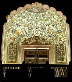 Mughal Window