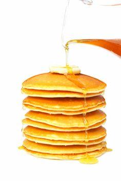 Eggnogg'n Pancakes