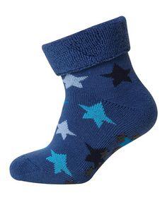 Blue Star Sock by Melton
