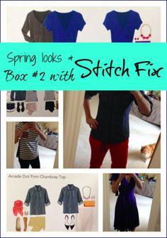 Stitch Fix Box #2 {with Video} #FashionFriday