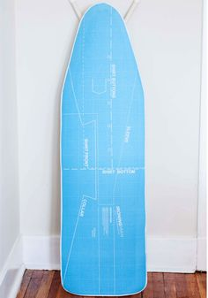 Full Steam Ahead Instructional Ironing Board Cover, #ModCloth