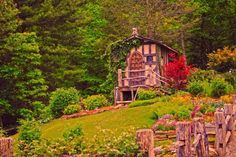 Another Fairy Tale Cottage