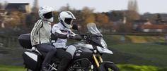 De viaje con V-Strom y Ruralka Los propietarios de la maxitrail de Suzuki tienen muchas ventajas en la cadena de hoteles rurales con encanto.