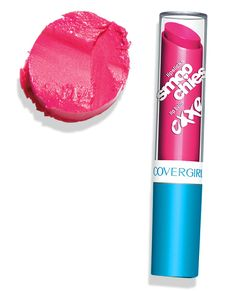 Shop a Spectrum of the Season's Most Gorgeous Tinted Lip Balms - CoverGirl Lipslicks Smoochies Lip Balm in Selfie, $6, drugstore.com - #InStyle