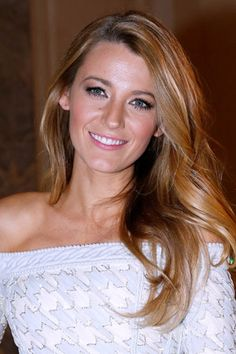 """There's exciting news today in the world of beauty—Blake Lively has been named the latest spokesperson for L'Oréal Paris, meaning we'll be seeing her pretty face in campaigns worldwide. The actress is appropriately excited. """"I am thrilled and honored to join the incredible women who represent L'Oréal Paris,"""" she said in a statement."""
