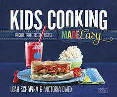 Book Buzz: Kids Cooking Made Easy - reviewed on Parents & Kids
