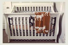 foxy crib...so cute!