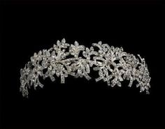 Exquisite Symphony Bridal Headband 7421CR, - wow! Affordable Elegance Bridal -