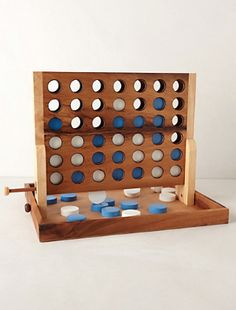 lovely wooden game set #anthroregistry  http://rstyle.me/n/ru4iipdpe