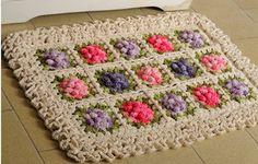 Crochet sólo con paso a paso o video | Aprender manualidades es facilisimo.com