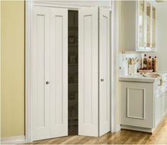 Madison is available in passage door sizes as well as a selection of popular sizes in the handy BIFOLD configuration.