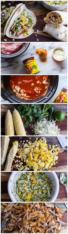 Raise the (taco) bar with summer-fresh fillings and succulent, slow-cooked pork!