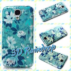 3D Raindrop Series Samsung Galaxy S4 Cases i9500 - Fancy Flower http://www.dsstyles.com/samsung-galaxy-s4-cases/3d-raindrop-series-i9500-fancy-flower.html galaxi s4, samsung galaxi, fanci flower