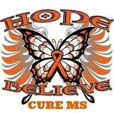 Multiple Sclerosis - tattoo idea