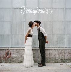 Local Wedding Guide: Pennsylvania // photo by Love Me Do