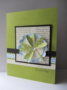 Stampin' Up! SU, Seeing Ink Spots