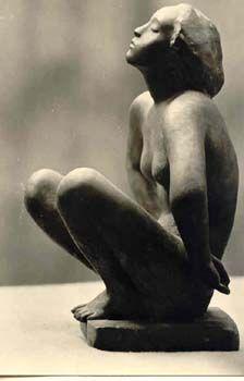 Nu by Wilhelm Lehmbruck