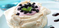 dine, cakes, dinner parties, blueberri meringu, dessert perfect, light desserts, blueberries, meringu cake, canada recip
