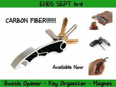 Talon: Bottle Opener, Key Organizer, & Magnet by Kelvin Verrett — Kickstarter