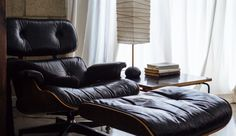 Object Lessons: The Iconic Eames Lounge Chair, Dad's Edition: Remodelista