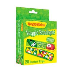 One stop shop for your favorite veggie tales paraphernalia.