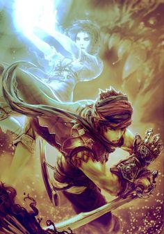 Prince of Persia...