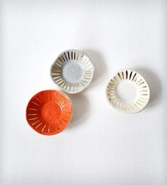 decor, contemporari ceram, porcelain ring, handmad, ring dish