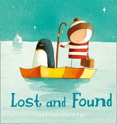 Lost And Found Cased Board Book by Oliver Jeffers, http://www.amazon.ca/dp/0007549237/ref=cm_sw_r_pi_dp_3Iw2tb1YJS4D4