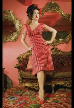 Pin up clothing is my favorite!