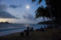 Australia: total eclipse, 13th Nov