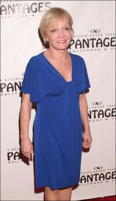 Cathy Rigby beautiful as ever!