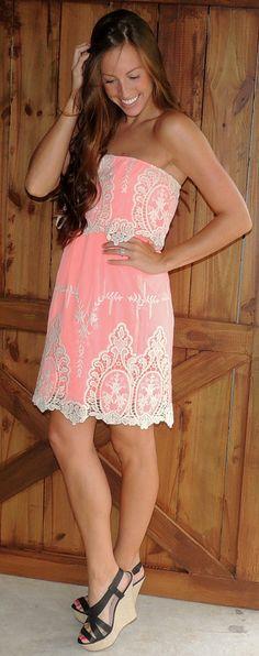 Devin Dress #ShopMCE