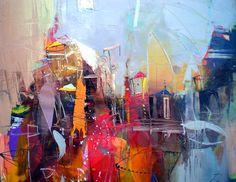Lyubomir Kolarov hand paint, art inspir, oil paintings, abstract inspir, artist express, abstract paint, art paintings, art abstracto, lyubomir kolarov